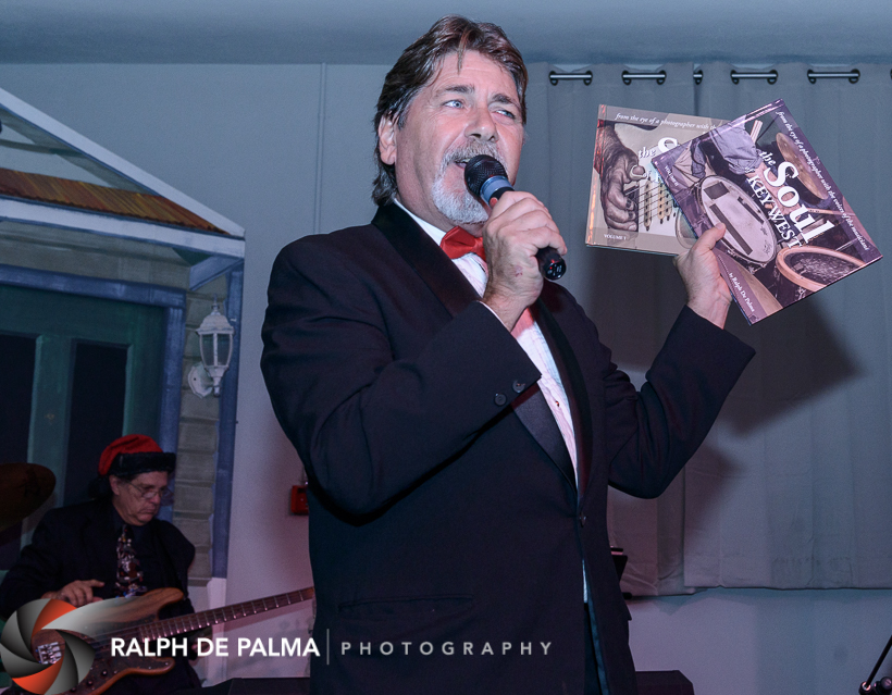 Coffee Butler headlined the release part for the Soul of Key West , Volume II